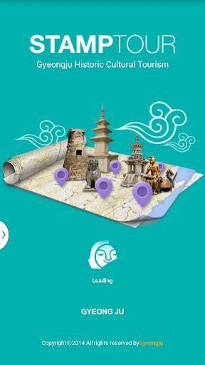 玩旅遊App|Gyeongju Stamp Tour免費|APP試玩