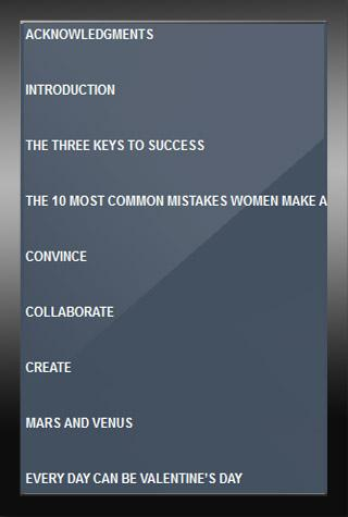 A Woman Guide To Successful