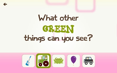 Toddler Learning Games Ask Me Color Games for Kids - Android Apps on ...