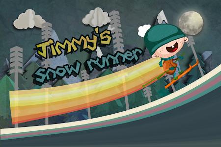 Jimmy's Snow Runner v1.2
