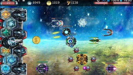 Galaxy Defender: Battlestation 1.09 screenshot 25761