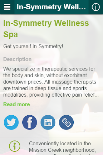 In-Symmetry Wellness Spa