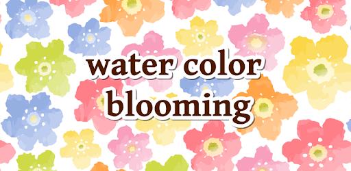 Приложения в Google Play – <b>water color</b> blooming Icon