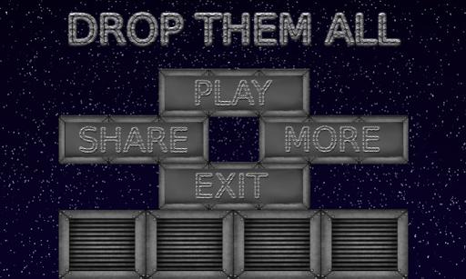 玩免費解謎APP|下載Drop Them All app不用錢|硬是要APP