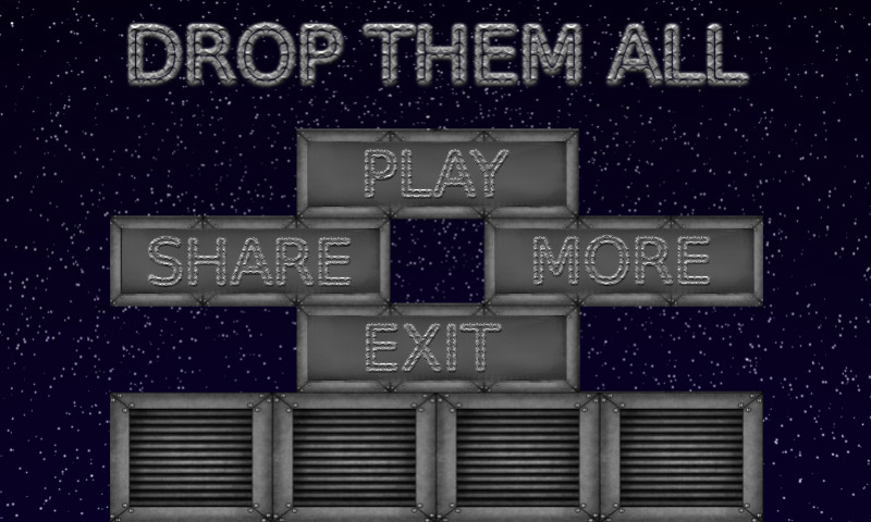 Drop Them All - screenshot