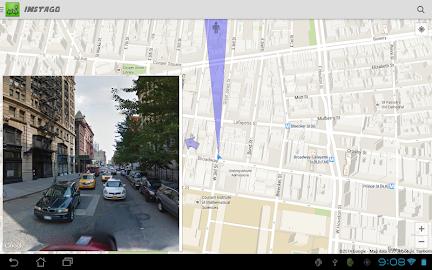 Instago Street View Navigation Screenshot 8
