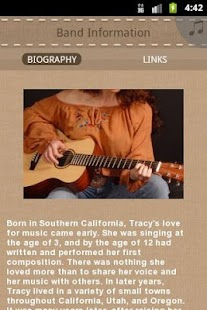 Tracy Rigby - screenshot thumbnail