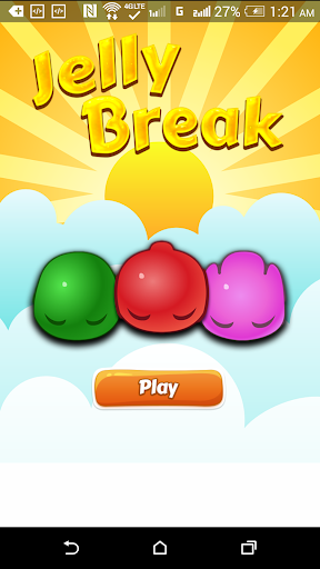 Jelly Break For Kids