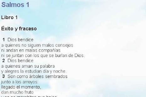 Biblia Lenguaje Sencillo- screenshot thumbnail
