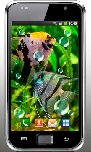 Aquarium 3D Live Wallpaper Pro - Android Apps on Google Play