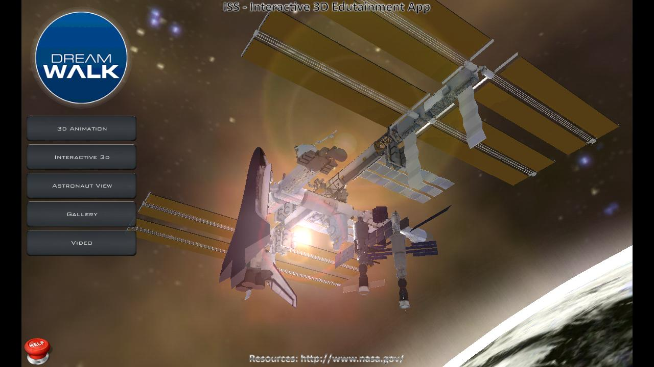 ISS Space Station - screenshot
