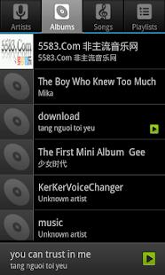 【免費音樂App】音樂播放器-APP點子