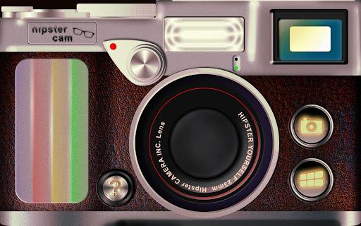復古時髦相機 Booth