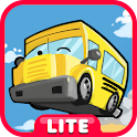 Alphabet Car Lite icon