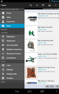 MobileBiz Lite - invoice App - screenshot thumbnail