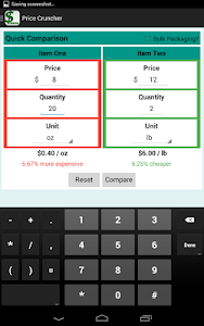 Price Cruncher - Price Compare screenshot 12