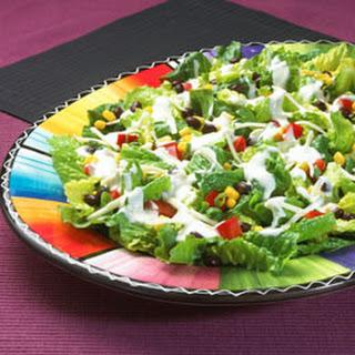 Chopped Fiesta Garden Salad.
