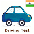Driving Test India :24by7exams icon