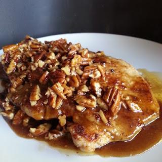 Honey Pecan Pork Cutlets.