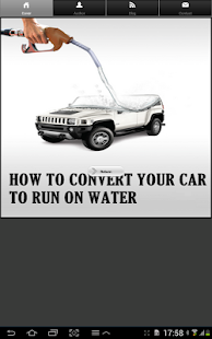 Water as Car Fuel- screenshot thumbnail