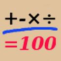 100Sums_2 logo