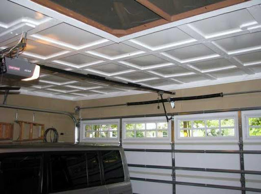 Garage Ceiling Ideas
