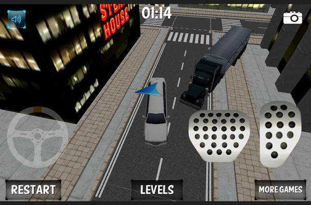 Parker drive Limousine Party - screenshot