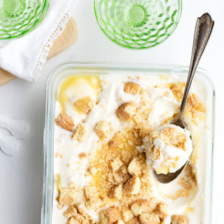 Lemon Bar Ice Cream