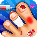 Nail Doctor - Kids Game icon