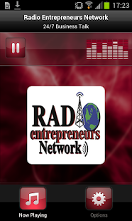 Radio Entrepreneurs Network- screenshot thumbnail