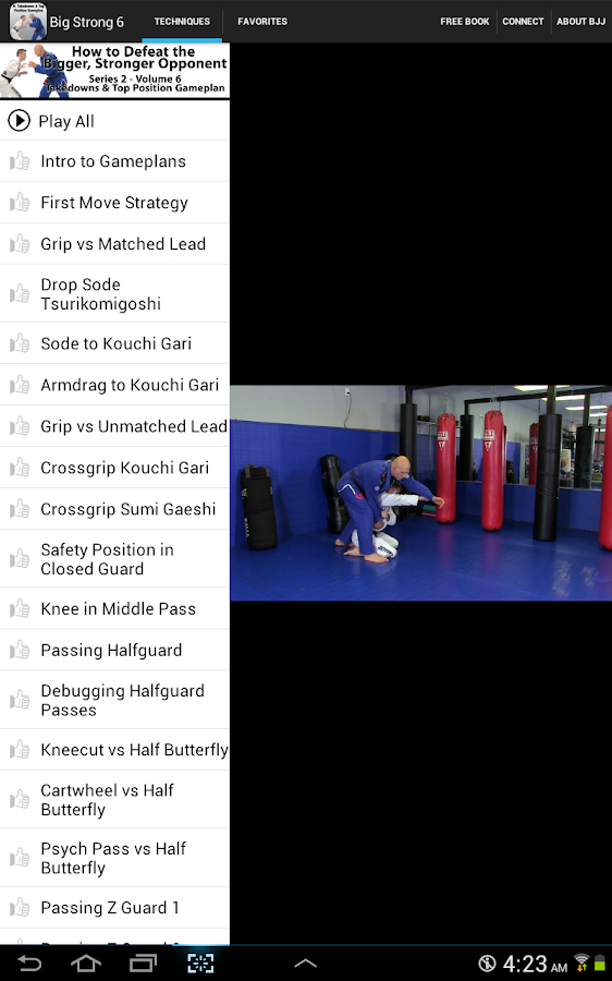 BigStrong6, Top Position Plan - screenshot