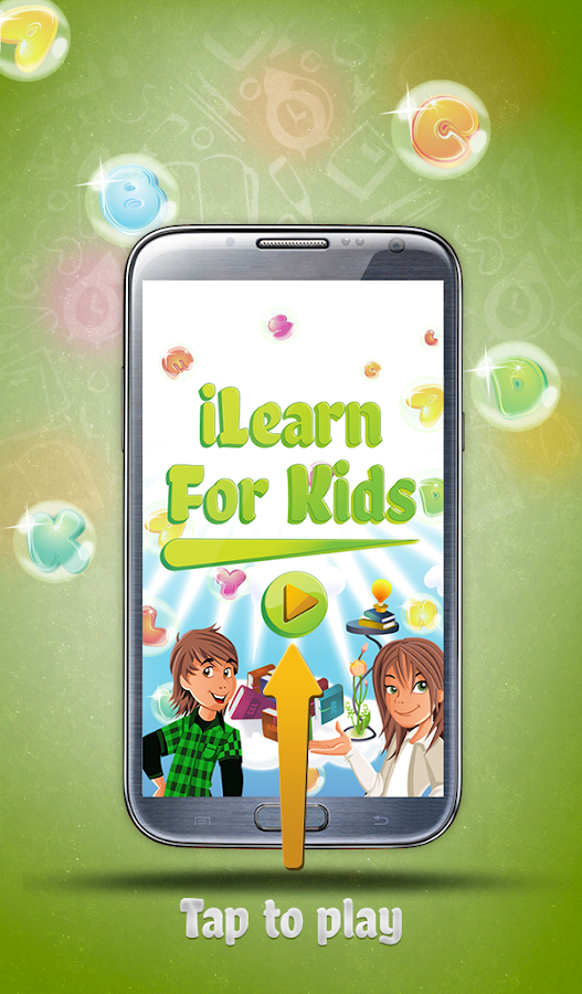 iLearnForKids - screenshot
