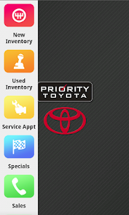 Priority Toyota- screenshot thumbnail