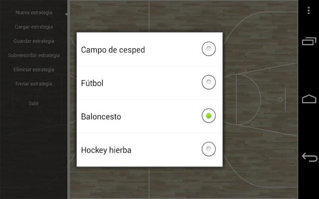 Sport Board - screenshot
