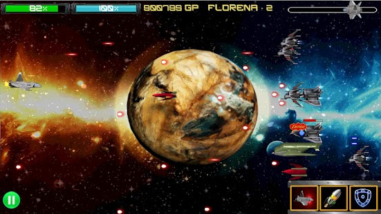 Galaxy Defenders - space games - screenshot thumbnail