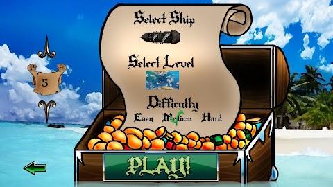 Super Pirate Paddle Battle Screenshot 18