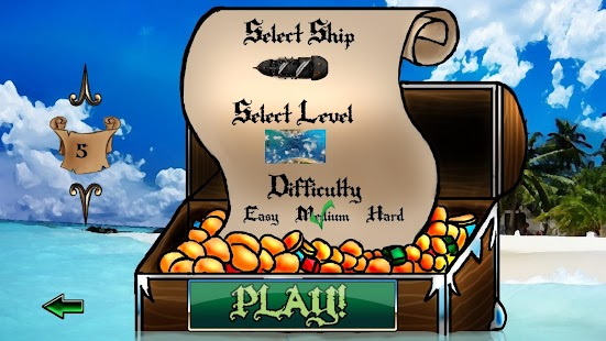 Super Pirate Paddle Battle Screenshot 34