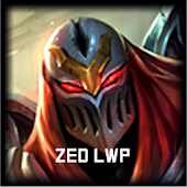 Zed League of Legends LWP