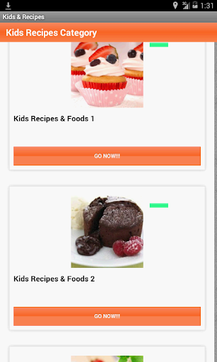 【免費生活App】Kids Recipes-APP點子