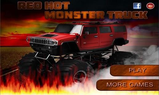 紅熱怪物卡車