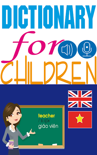 Dictionary for Children Viet