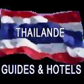 Guides Hotels Thailand EN/FR icon