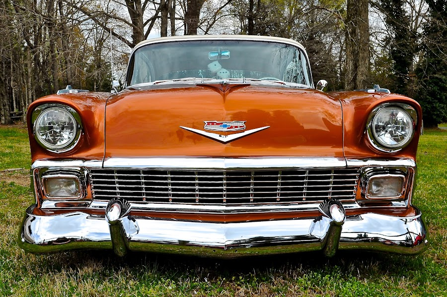 Chevy by Roy Walter - Transportation Automobiles ( car, chevrolet, automobile, auto, transportation, chevy )