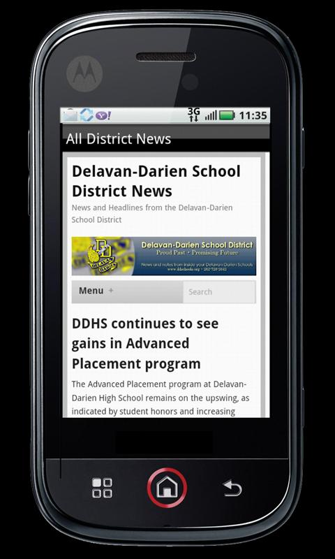 DDSchools- screenshot