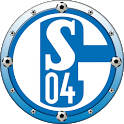 FC Schalke 04 Clock Widget icon