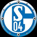 FC Schalke 04 Clock Widget icon