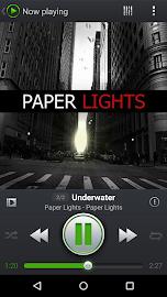 PlayerPro Music Player Screenshot 2