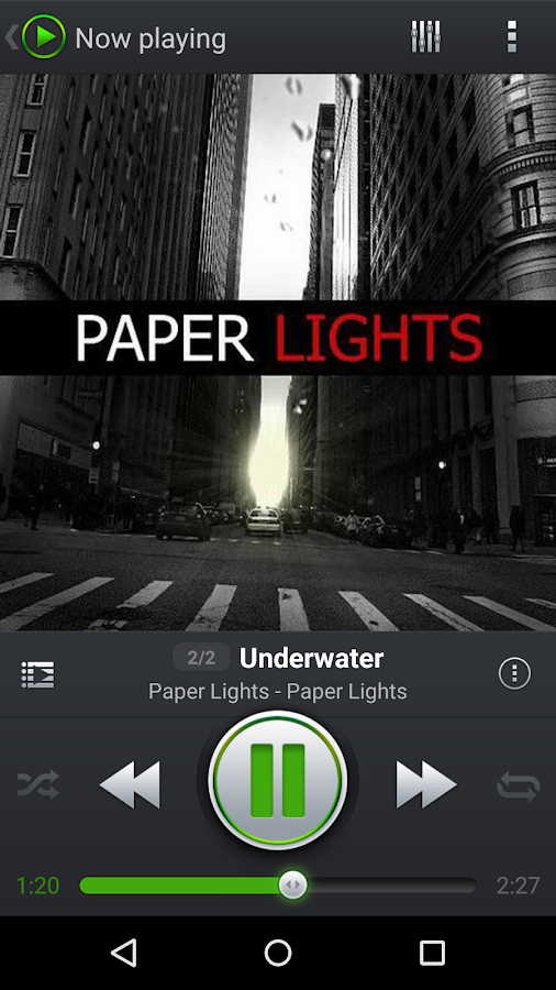 PlayerPro Music Player- screenshot