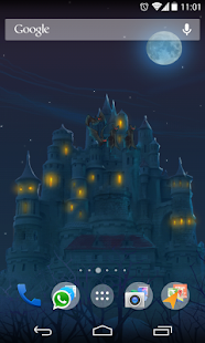 Fantasy Castle Live Wallpaper - screenshot thumbnail