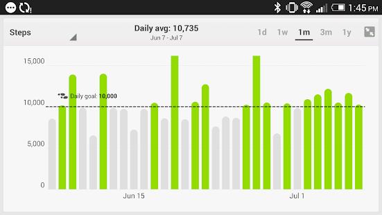 Fitbit Screenshot 9
